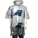 Carolina Panthers Short Sleeve Poncho  from: USD$6.95
