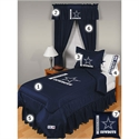 Dallas Cowboys Queen Size Locker Room Bedroom Set  from: USD$279.95