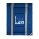 Detroit Lions Queen/full Size Sideline Comforter  from: USD$94.95