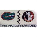 Florida Gators/florida State Seminoles (fsu) Feud Decal  from: USD$5.95