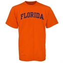 Florida Gators Orange Arch Logo T-shirt  from: USD$12.95