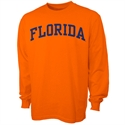 Florida Gators Orange Vertical Arch Long Sleeve T-shirt  from: USD$16.95