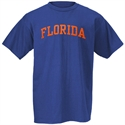 Florida Gators Royal Blue Arch Logo T-shirt  from: USD$12.95