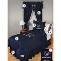 Houston Texans Queen Size Locker Room Bedroom Set  from: USD$279.95