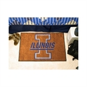 "Illinois Fighting Illini 20""x30"" Starter Mat  from: USD$19.95"