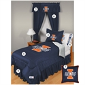 Illinois Fighting Illini Queen Size Locker Room Bedroom Set  from: USD$279.95