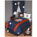 Illinois Fighting Illini Queen Size Sideline Bedroom Set  from: USD$289.95