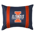 Illinois Fighting Illini Sideline Pillow Sham  from: USD$28.95