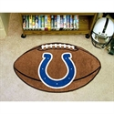 "Indianapolis Colts 22""x35"" Football Mat  from: USD$24.95"