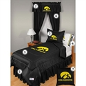 Iowa Hawkeyes Queen Size Locker Room Bedroom Set  from: USD$279.95