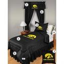 Iowa Hawkeyes Queen Size Locker Room Bedroom Set  from: USD$279.95