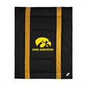 Iowa Hawkeyes Twin Size Sideline Comforter  from: USD$84.95