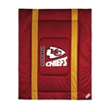 Kansas City Chiefs Queen/full Size Sideline Comforter  from: USD$94.95