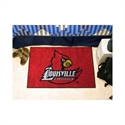 "Louisville Cardinals 20""x30"" Starter Mat  from: USD$19.95"