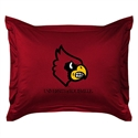 Louisville Cardinals Locker Room Pillow Sham  from: USD$24.95