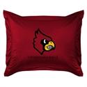Louisville Cardinals Locker Room Pillow Sham  from: USD$24.95