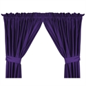 "Lsu Tigers 82"" X 63"" Short Drapes  from: USD$42.95"