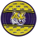 Lsu Tigers 8-pack Paper Plates  from: USD$4.95