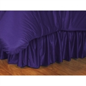 Lsu Tigers Queen Size Bedskirt  from: USD$37.95