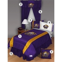 Lsu Tigers Queen Size Sideline Bedroom Set  from: USD$289.95