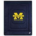 Michigan Wolverines Queen/full Size Locker Room Comforter  from: USD$84.95
