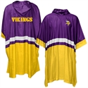 Minnesota Vikings Official Team Poncho  from: USD$12.95
