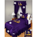 Minnesota Vikings Queen Size Locker Room Bedroom Set  from: USD$279.95