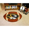 "Missouri Tigers 22""x35"" Football Mat  from: USD$24.95"