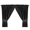"Missouri Tigers 82"" X 63"" Short Drapes  from: USD$42.95"