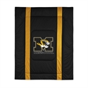 Missouri Tigers Twin Size Sideline Comforter  from: USD$84.95