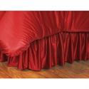 Nebraska Cornhuskers Queen Size Bedskirt  from: USD$37.95