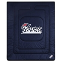 New England Patriots Queen/full Size Locker Room Comforter  from: USD$84.95