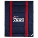 New England Patriots Queen/full Size Sideline Comforter  from: USD$94.95