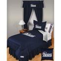 New England Patriots Queen Size Locker Room Bedroom Set  from: USD$279.95