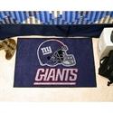 """New York Giants 20""""x30"""" Starter Mat  from: USD$19.95"""