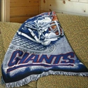 New York Giants Acrylic Tapestry Throw Blanket  from: USD$34.95