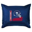 New York Giants Locker Room Pillow Sham  from: USD$24.95
