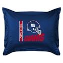 New York Giants Locker Room Pillow Sham  from: USD$24.95
