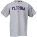 Nike Florida Gators Ash College Classic T-shirt  from: USD$18.00