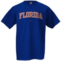 Nike Florida Gators Royal Blue College Classic T-shirt  from: USD$18.00
