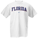Nike Florida Gators White College Classic T-shirt  from: USD$18.00