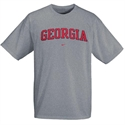 Nike Georgia Bulldogs Ash College Classic T-shirt  from: USD$18.00