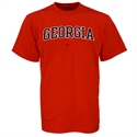 Nike Georgia Bulldogs Red College Classic T-shirt  from: USD$18.00