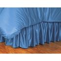 North Carolina Tar Heels (unc) Queen Size Bedskirt