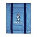 North Carolina Tar Heels (unc) Twin Size Sideline Comforter  from: USD$84.95