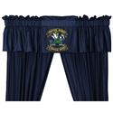 "Notre Dame Fighting Irish 88"" X 14"" Window Valance  from: USD$29.95"