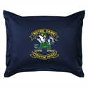 Notre Dame Fighting Irish Locker Room Pillow Sham  from: USD$24.95