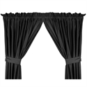 "Oakland Raiders 82"" X 63"" Short Drapes  from: USD$42.95"