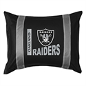 Oakland Raiders Sideline Pillow Sham  from: USD$28.95