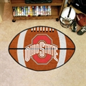 "Ohio State Buckeyes 22""x35"" Football Mat  from: USD$24.95"